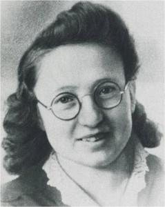Аделаида Тимофеевна Мокроусова - 1-й гл. врач